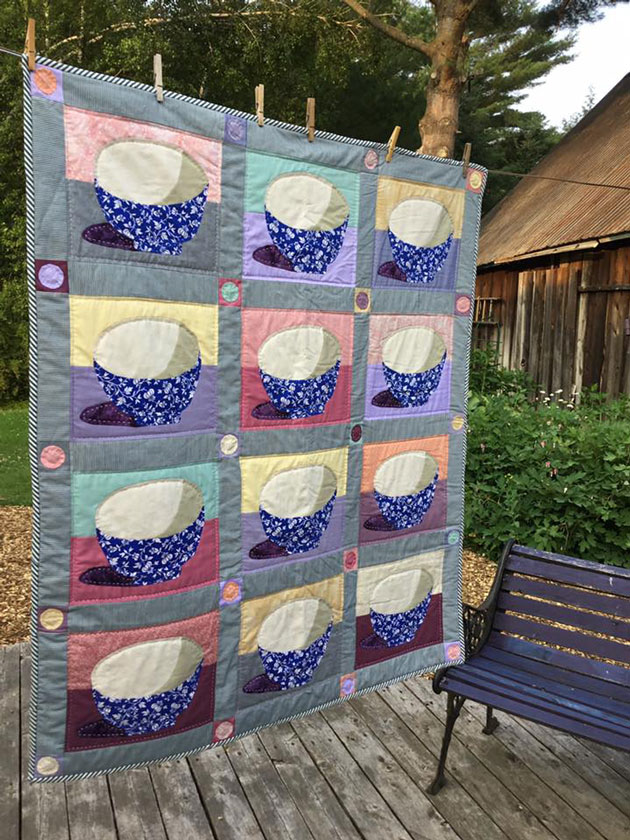 Potton Valley Quilters-Tour des Arts