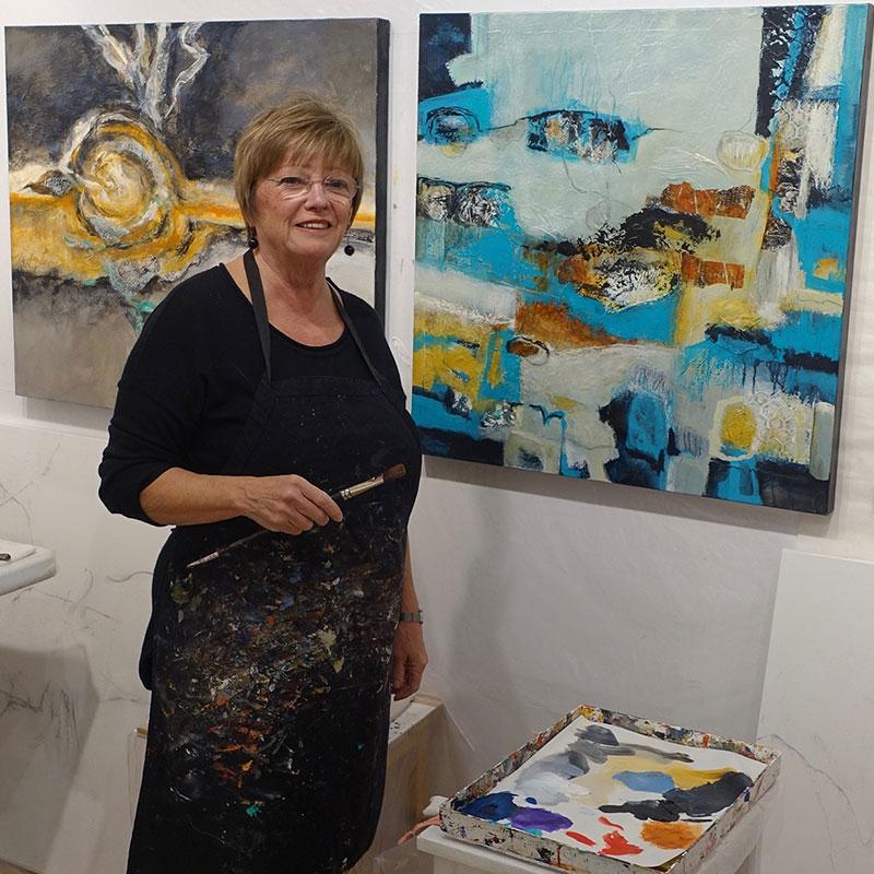 Francine Denault Tour des Arts